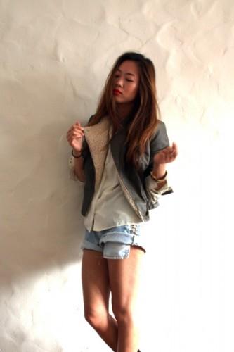 green-forever-21-jacket-white-christian-dior-shirt-blue-levis-shorts_400.jpg